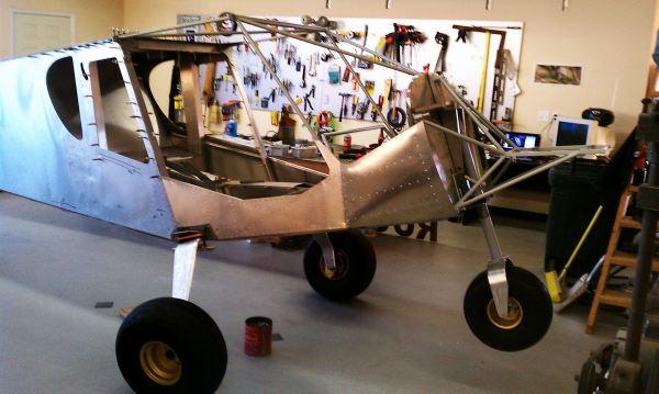 Zenith 750 Builder Blaine Schwartz | flycorvair