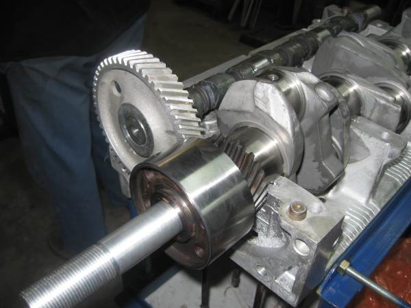 What Does Cnc Stand For >> The Panther's engine, worlds strongest Corvair flight engine. | flycorvair